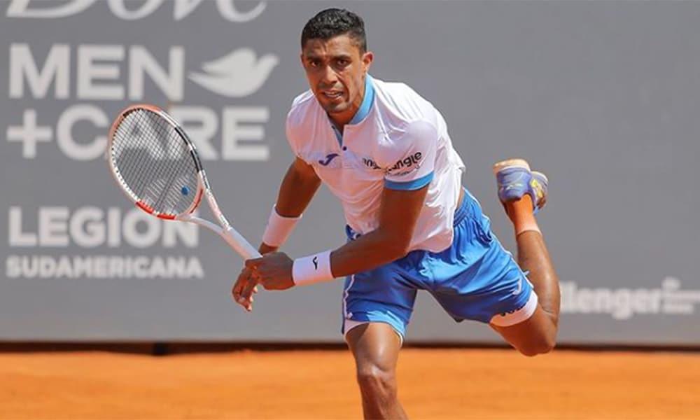 Thiago Monteiro vice Challenger de Buenos Aires tênis