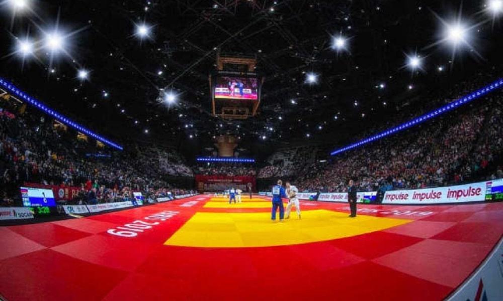 Grand Slam Paris Judô