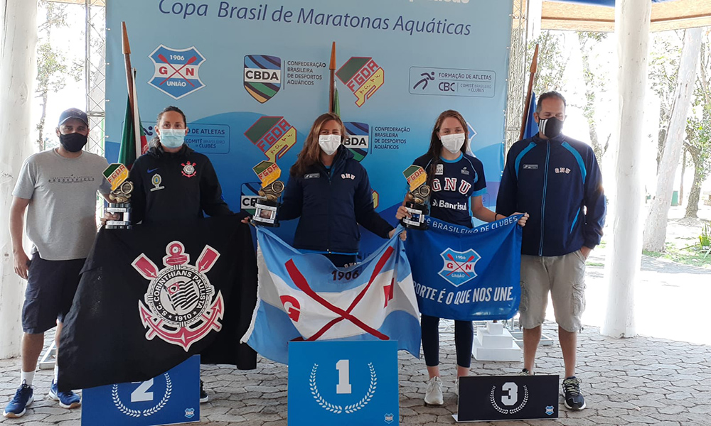 Viviane Jungblut Campeonato Brasileiro Maratonas Aquáticas